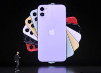 Phone 11 Farben