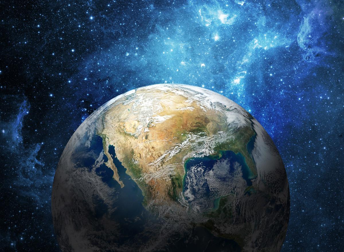 Planeten Der Erde