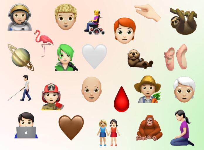 400 neue Emojis 2019 für WhatsApp