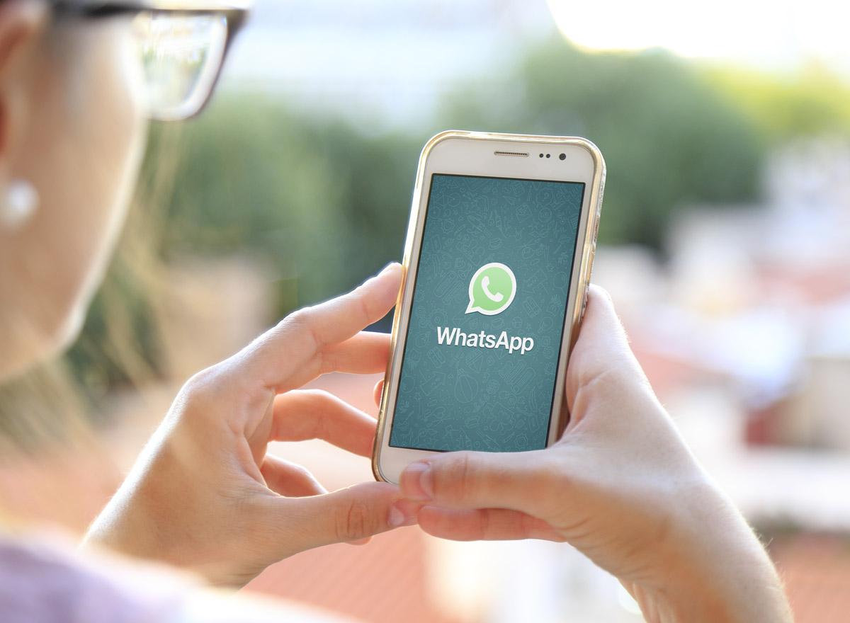 Whatsapp Benutzername