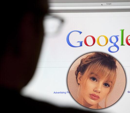 Wo ist Rebecca Reusch Google
