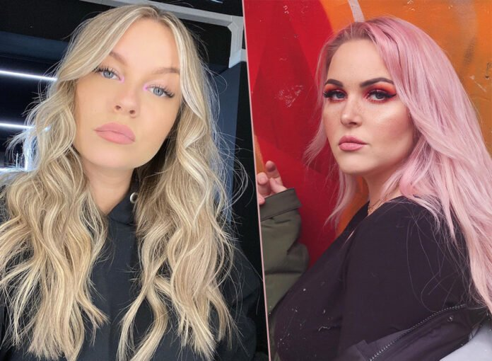 Dagi Bee hat Zoff mit Jennys Strange World