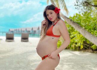 Bibis Beauty Palace genießt den Urlaub auf den Malediven