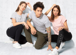 """No brand needed"": Julien Bam hat für ALDO SÜD eine Modekollektion designt"