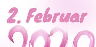 02.02.2020: Das Datum heute ist besonders