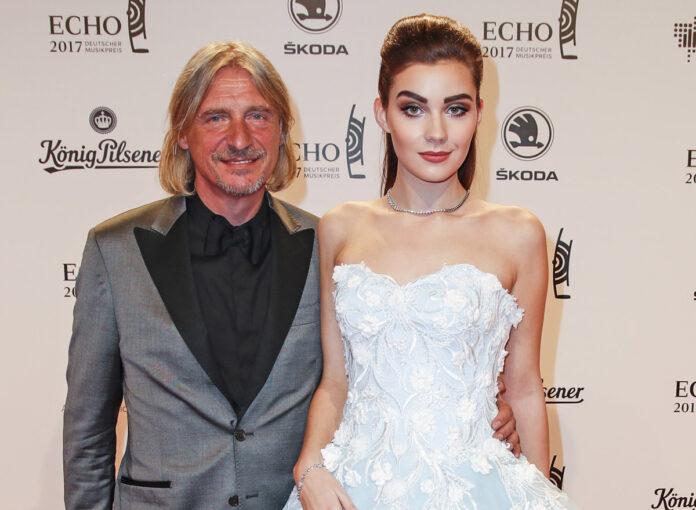 GNTM-Star Nathalie Volk hat Frank Otto geheiratet