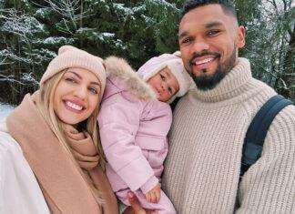 Sarah Harrison ist schwanger – Sie und Dominic Harrison bekommen einen Jungen oder ein Mädchen