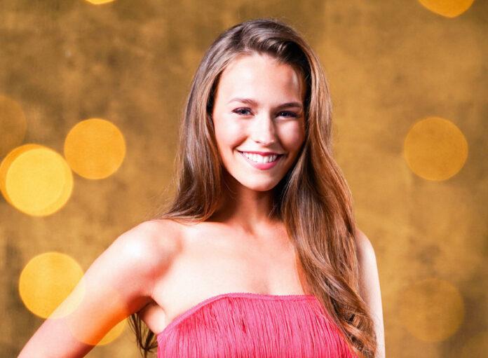 Laura Müller bei Lets Dance 2020