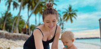 Baby Bibis Beauty Palace Lio spielen strand