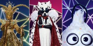 The Masked Singer Kostüme 2020