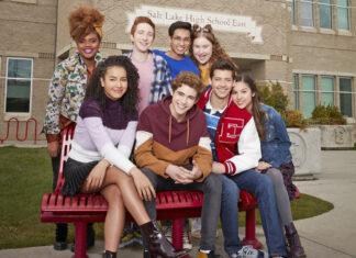 Die High School Musical Serie neue Schüler