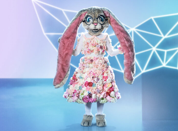 Hase bei The Masked Singer 2020