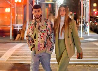 Gigi Hadid ist schwanger und bekommt ein Baby von Zayn Malik