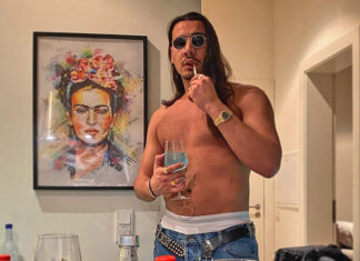 Apache 207 kündigt auf TikTok seinen neuen Song an