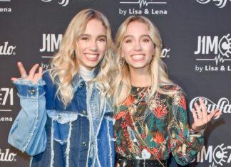 Lisa und Lena sind wieder auf TikTo