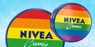Die Nivea Regenbogen Dose ist jetzt da!