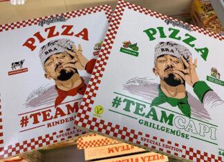 Die Capital Bra Pizza Gangstarella gibt es ab Montag