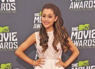 Ariana Grande hat neue Tattoos