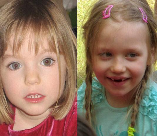 Maddie Mccann und Inga Gehricke werden vermisst! Hat Christian B. damit was zu tun?