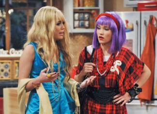 Die Top 15 Filme und Serien auf Disney+. Dort gibt es z.B. Hannah Montana