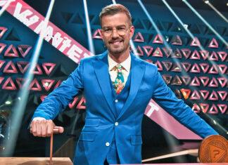 """Joko Winterscheidt moderiert die Quizshow """"Wer stiehlt mir die Show"""""""