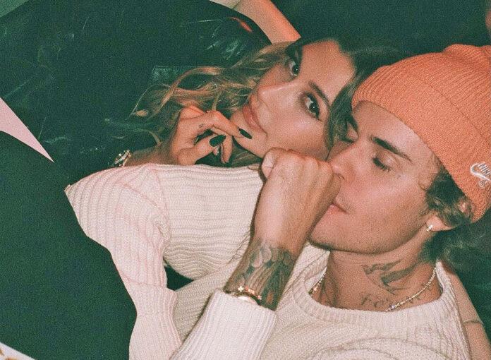 Justin Bieber ist glücklich mit Hailey Bieber