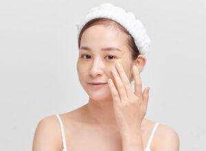 Viel Feuchtigkeit ist das Geheimnis der koreanischen Hautpflege.
