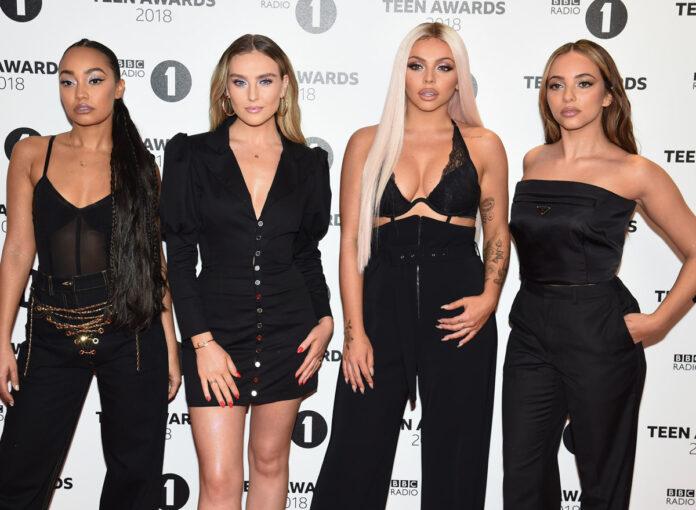 Little Mix über die Aufnahmen zu ihrem brandneuen 'Confetti'-Album