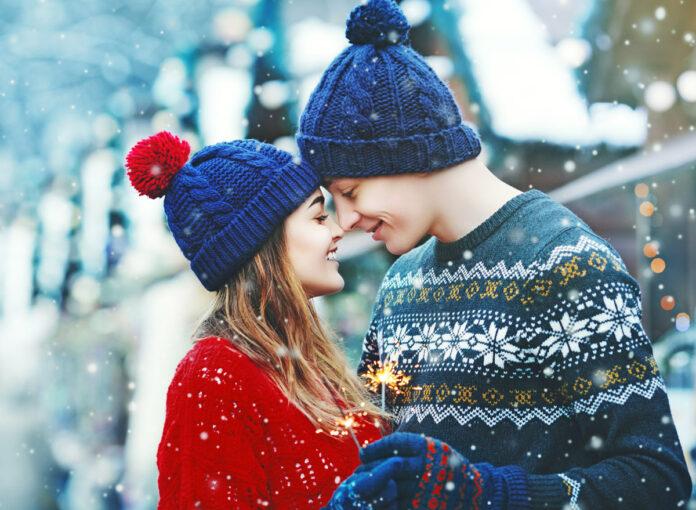 Diese Sternzeichen verlieben sich vor Weihnachten!