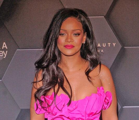 Rihanna ist verliebt