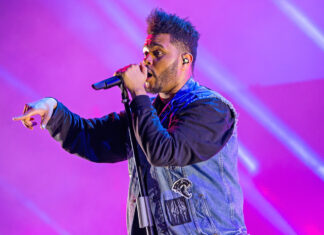 The Weeknd wurde oft gestreamt