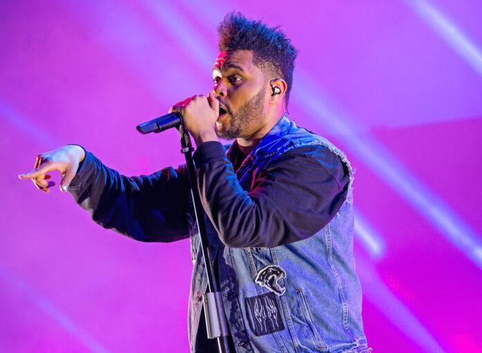 The Weeknd wurde oft gestreamt