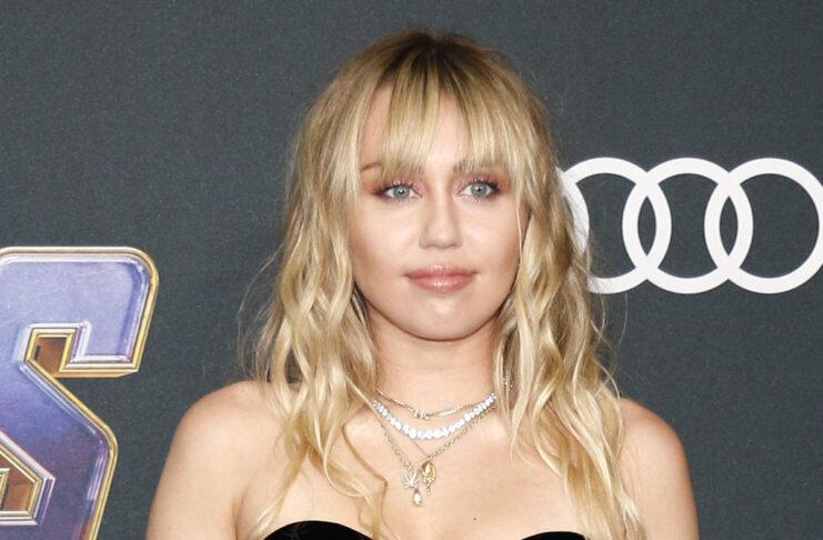 Miley Cyrus tritt beim Superbowl 2021 auf