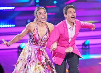 Lola Weippert und Christian Polanc zusammen bei Lets Dance