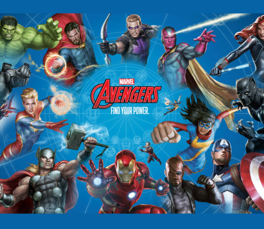 Gewinne drei tolle Avengers Find your Power-Pakete von Black Widow!