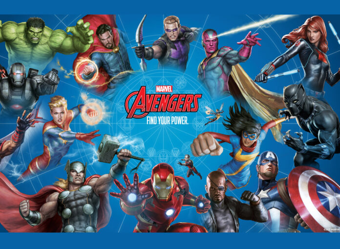 Gewinne drei tolle Avengers Find your Power-Pakete von Black Widow!