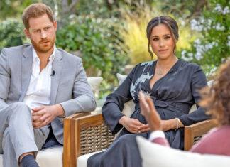 Meghan und Harry im Interview mit Oprah Winfrey