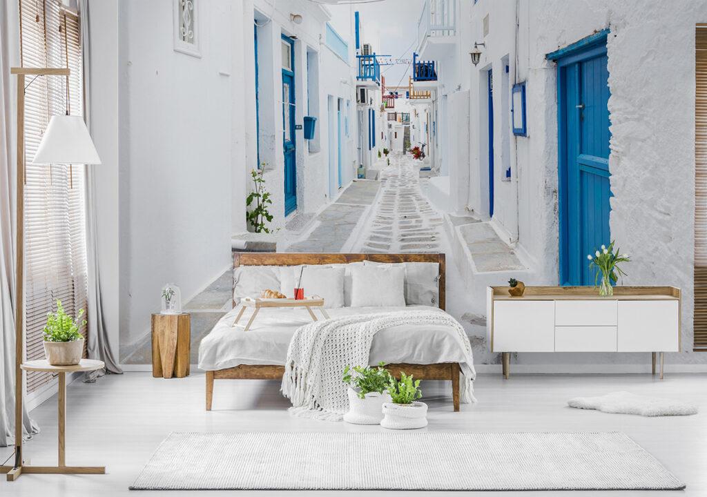 Der Griechenland-Style verleiht Sommerfeeling!