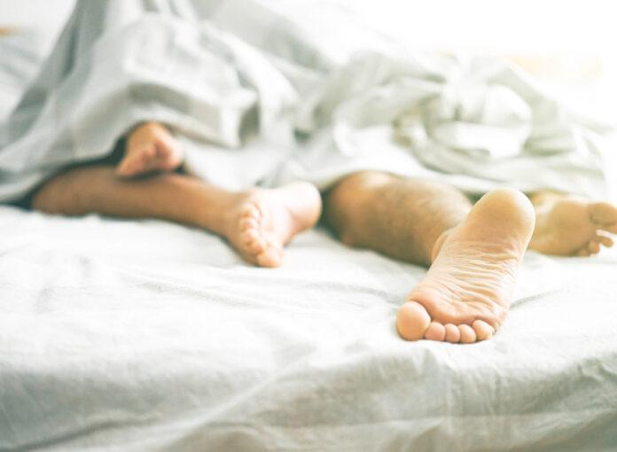 Welcher Sexszenen sind echt?