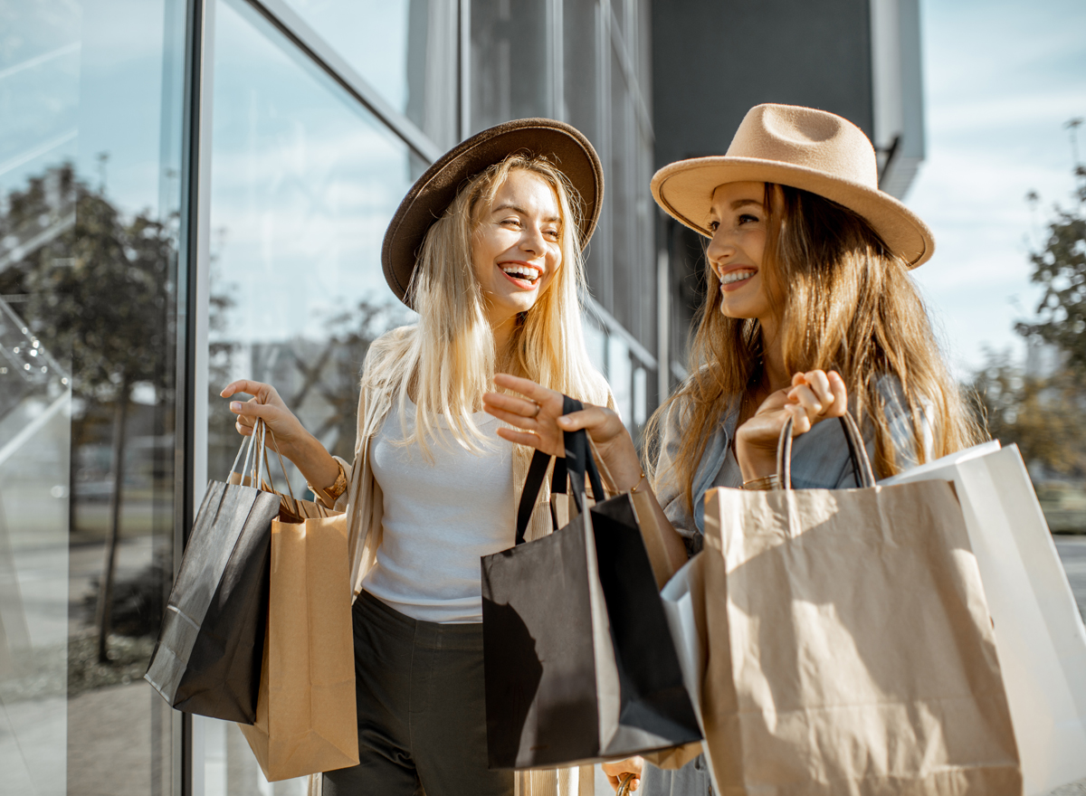 Shoppinggutscheine lohnen sich immer