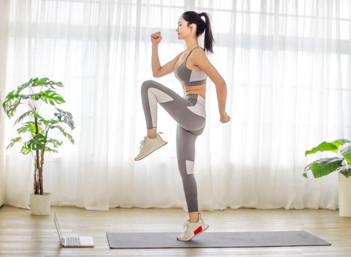 Sport und Fitness kann man easy zu Hause machen